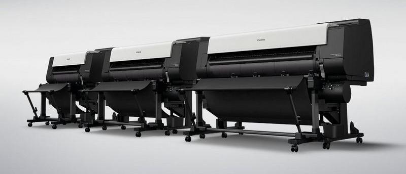Nuova serie Canon imagePROGRAF TX