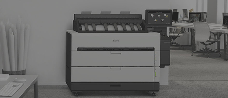 La stampante imagePROGRAF più veloce che mai